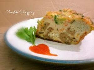 Omelet Panggang